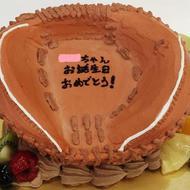 No.249・オーダーケーキ(5号)(立体4D)(ベース有)