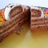 ~スポンジ&クリ~ムに こだわった 3Dケーキ~